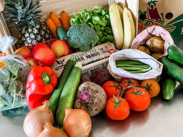 Produce box Standard